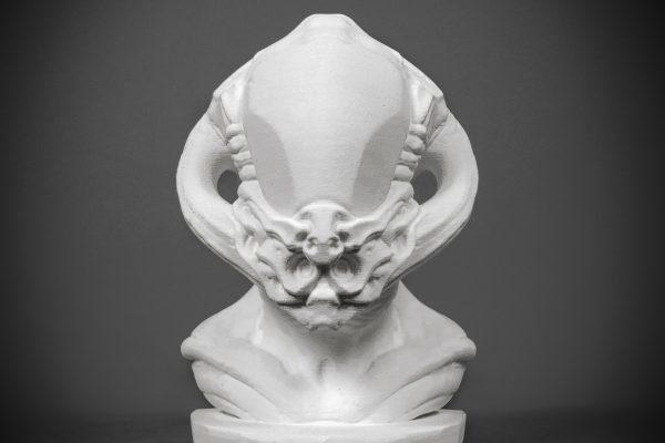3D-Alien-Head
